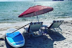 Beach Day in Miami
