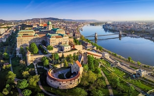 Budapest: 3-Hour Guided Bus Tour & 1-Hour River Cruise