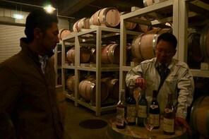 Furano local wine & Japanese painting art Tour
