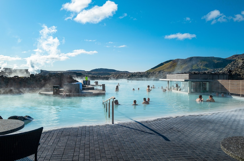 Show item 1 of 4. Private Blue Lagoon Comfort day tour