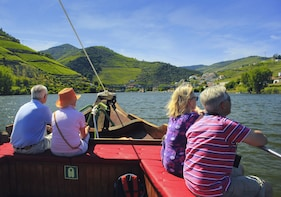 Premium Service-Douro Valley with Lunch,Boat and Tastings