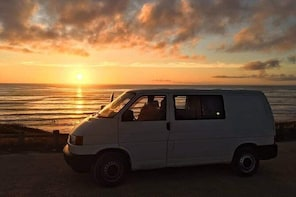 Slow travel with camper van Slow Food and Experiences outdoor