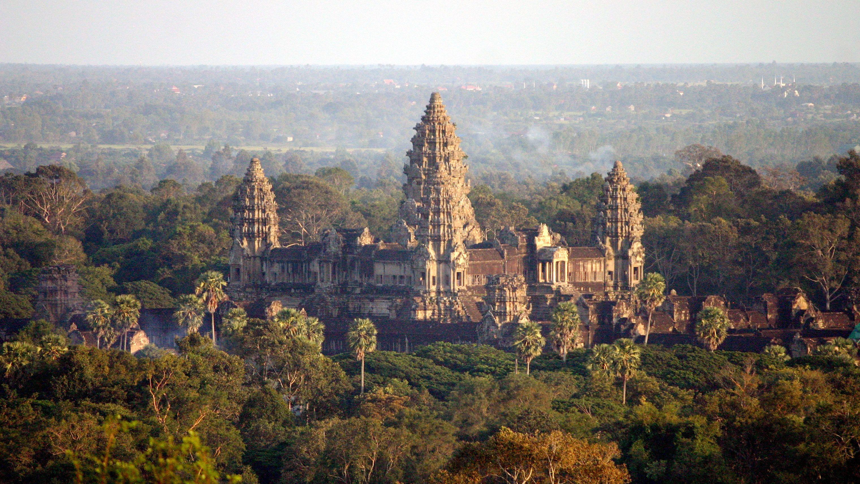Afternoon Tour of Angkor Wat