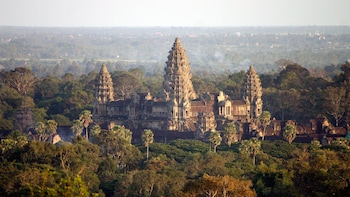 Afternoon Tour of Angkor Wat