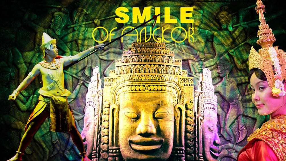 Apri foto 1 di 9. Smile of Angkor cover photo