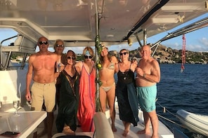 Day Trip Power Catamaran