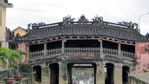 Old Quarter and temple complex in Hoi An