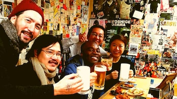 Deep Osaka Food Tours