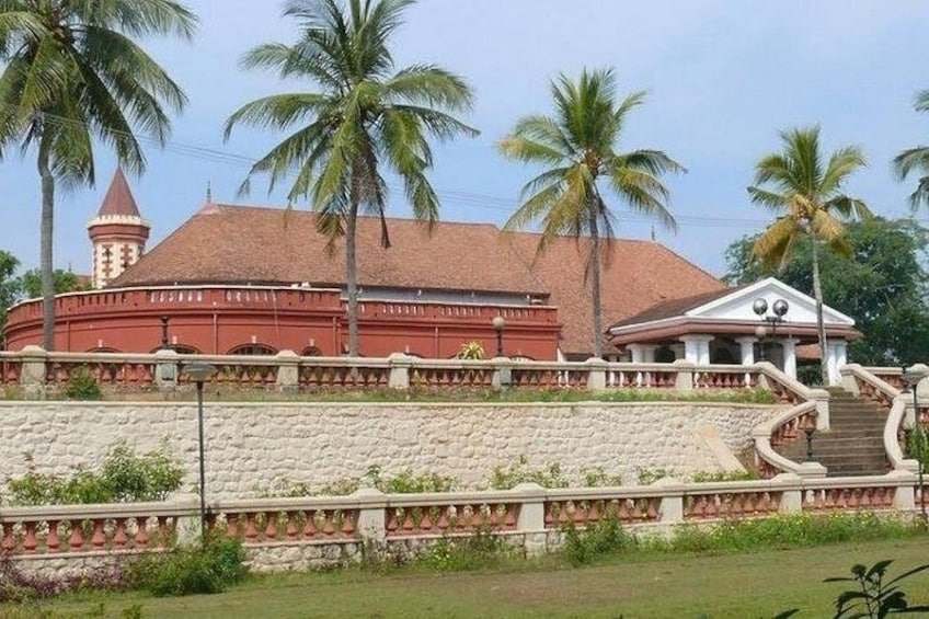 Trivandrum day trip and sight seeing with lunch
