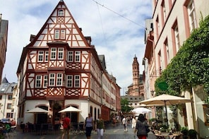 Mainz Private Walking Tour