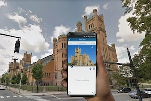 Providence RI Historic Self-Guided Driving Tour- GPS App