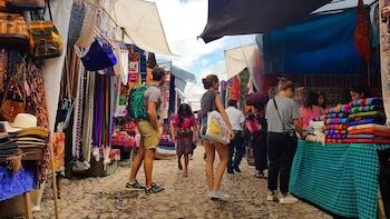 Chichicastenango Market & Lake Atitlán Tour