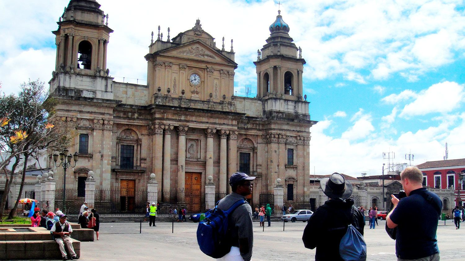 Guatemala City Highlights Tour Half Day