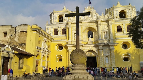 UNESCO JEWEL Antigua Guatemala Half Day Tour