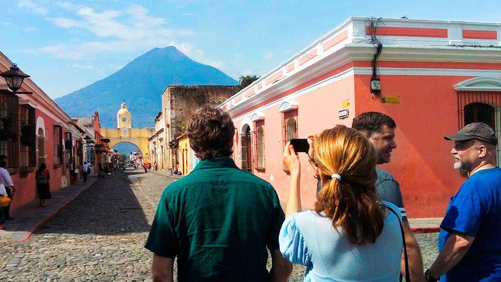 Antigua Guatemala Half Day Tour from Guatemala City