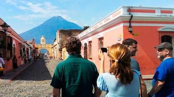 Tour de medio día por Antigua Guatemala, joya de la Unesco