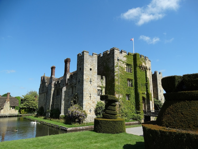 Show item 1 of 10. Private Day Tour to Glorious Hever Castle