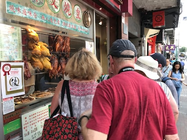 Old Town Central and Western District Walking Tour