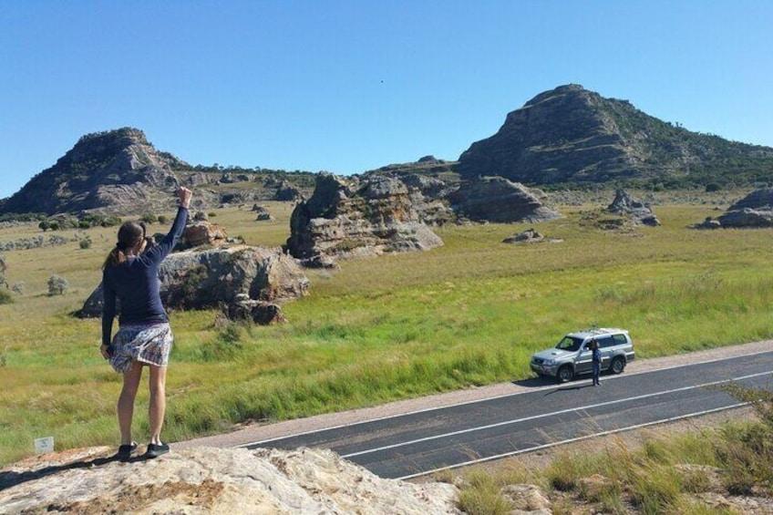 RN7 Tour to south Madagascar