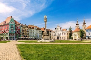 Timisoara 2,5 hour walking tour