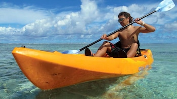 Kayak or Paddleboard and Snorkel