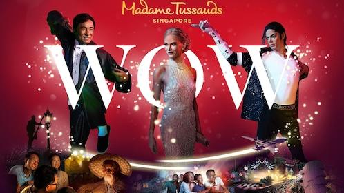 Madame Tussauds Singapore promo image