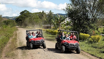 Off-Road ATV Safari with Naihehe Caves Entry & Lunch