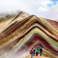 Vinicunca Rainbow Mountain Trek Full day Cusco ..