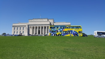"Hop-on-Hop-off-Busticket ""Explorer"" durch Auckland"