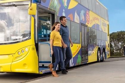 Auckland - Hop-On Hop-Off Explorer Bus Ticket