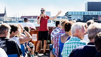 Harbor & Canal Cruise with optional Tivoli Gardens tickets