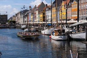 Kanaltur i København med valgfri Tivoli-billet