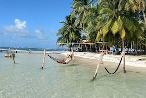 2 days and 1 night on a Paradise Island in San Blas - Private Bedroom