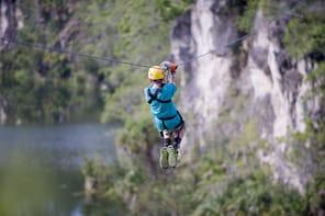 Big Cliff Canyon Zip Line Tour