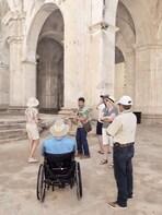 Wheelchair accessible: Antigua from Puerto Quetzal