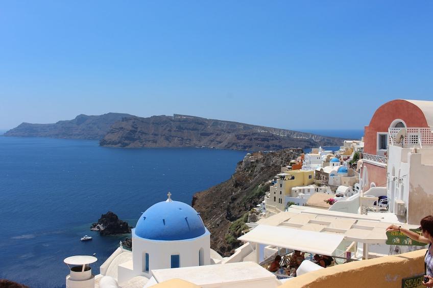 Show item 1 of 10. Visit Santorini from Crete