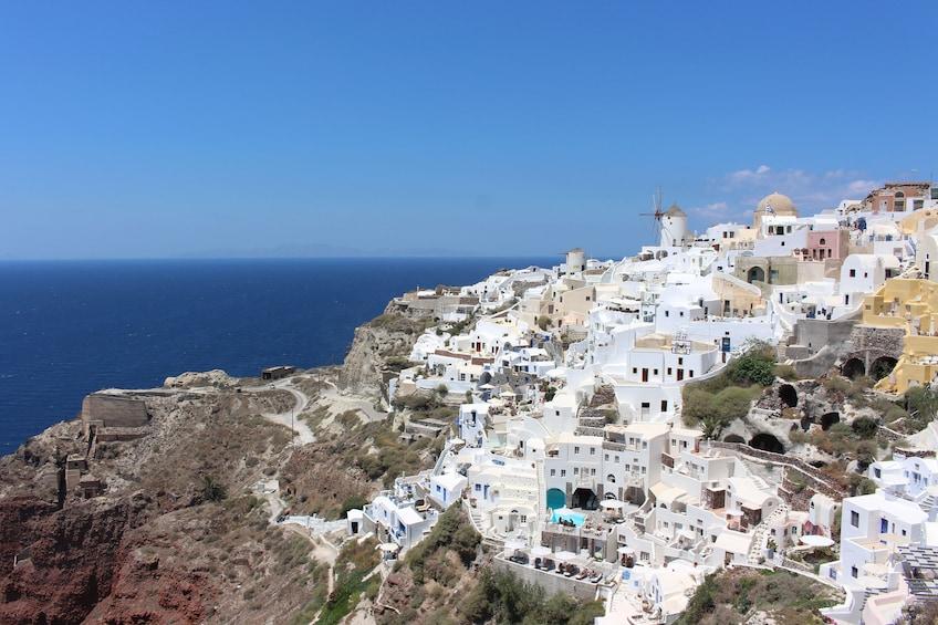 Show item 2 of 10. Visit Santorini from Crete