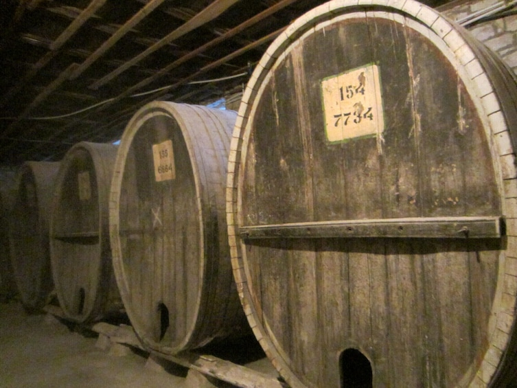 Show item 1 of 10. Private 1860 German Roots Winery Tour