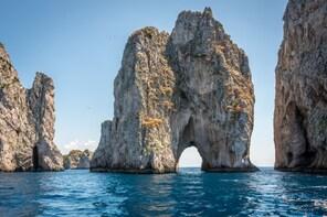 Discover Sorrento Coast and Capri(departure from Sorrento)