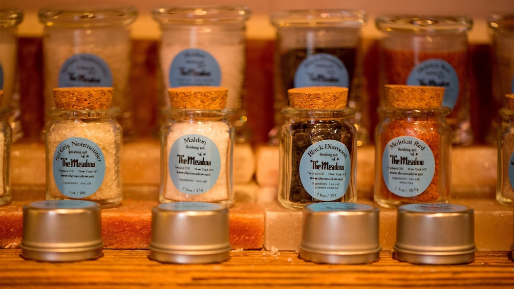 Show item 3 of 5. Spices used in the culinary tour in portland