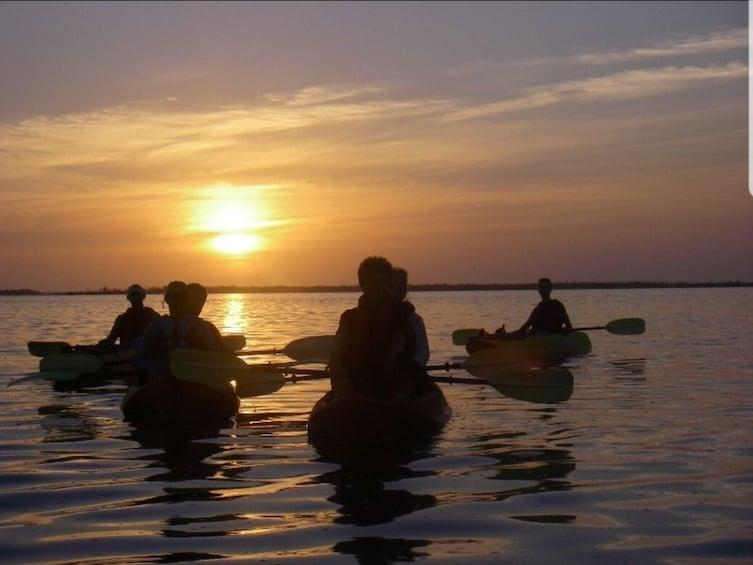 Show item 1 of 3. Sunset Kayaking / Haulover canal (Titusville)