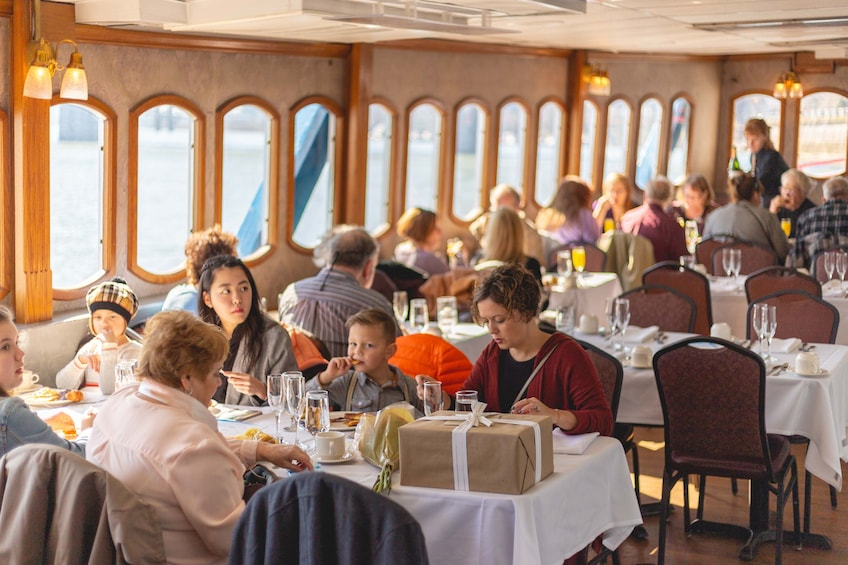 Show item 3 of 6. 2-Hour Columbia River Gorge Dinner Cruise