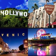 Los Angeles+Hollywood Tours from Torrance or Marina Del Rey