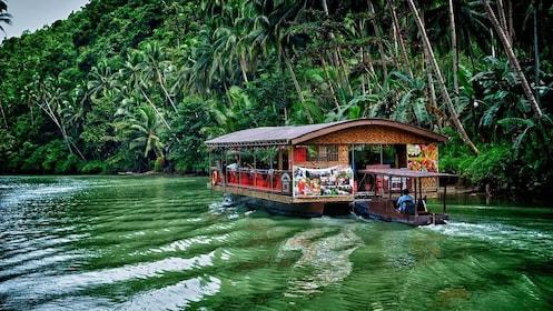 Cebu-Bohol Day Tour