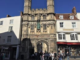 Historic Canterbury Private Day Tour