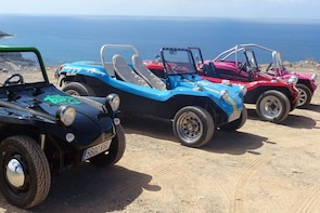 4,5-hour Buggy Route around southern and inner Gran Canaria