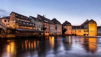 Route Des Vins Colmar - Strasbourg - Obernai - Haut Koenig