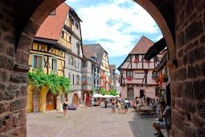 Route des vins Obernai - Ribeauvillé - Colmar - Strasbourg