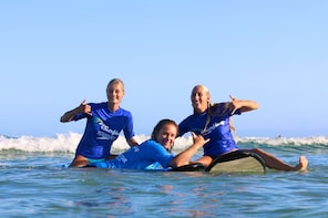 Lennox Head Surfing Lesson