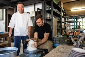 2-Day Arita Ware Tour with Kaiseki Lunch & Private Lesson